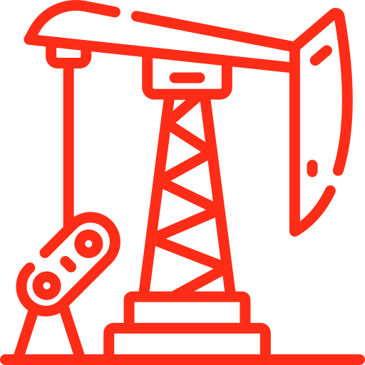 oil drilling icon